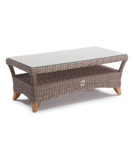 Corinaldo Coffee Table 120x60 Cubu Taupe