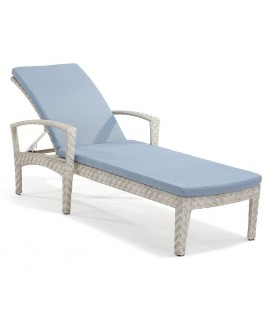 Dallas Sunlounger Yogurt / Jeans Blue