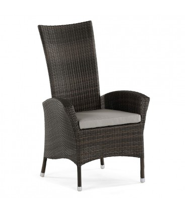 Magra Reclining Dining Armchair