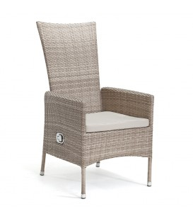 Montenegro Reclining Dining Armchair