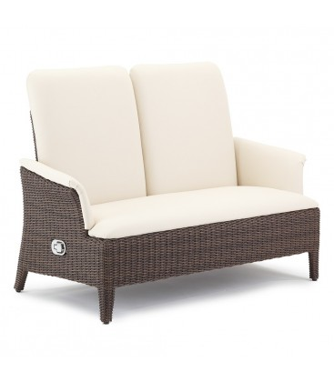 Bliss Recl. Living Armchair Lovebirds  2-Seater