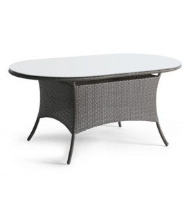 Maryland Oval Dining Table 170x100