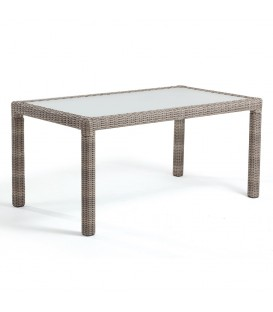 Verona Rect. Dining Table 165 x 90