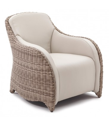 Luxor Living Armchair with Integrated Furniture Cover