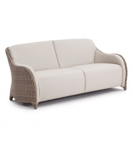 Luxor 3-Seater Sofa with Integrated Furniture Cover