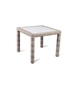 Verona Square Dining Table 90x90