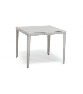 Dallas Square Dining Table 90x90