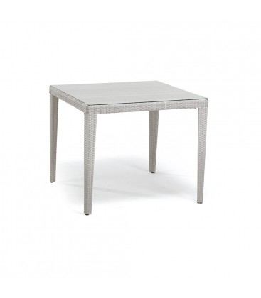 Dallas Square Dining Table 90 x 90