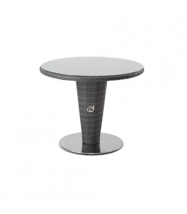 Coco Island Round Dining Table 90D
