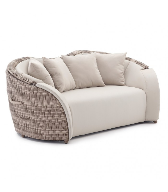 Luxor Small Lounge with Integrated Furniture Cover - Don ...