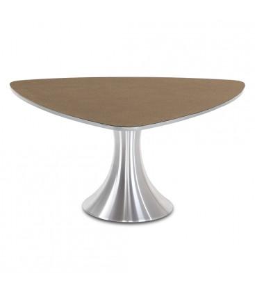 Palm Triangular Dining Table 160x154
