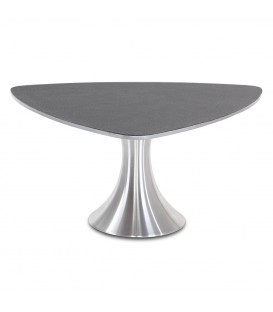 Palm Triangular Dining Table 160x154
