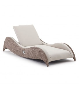 Luxor Single Sunlounger