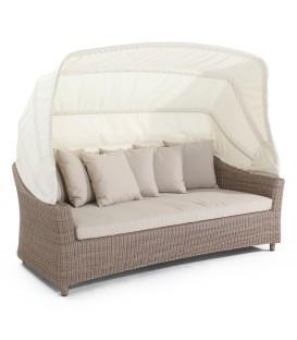 Bonassola Lounge Cubu taupe / SDP Winter
