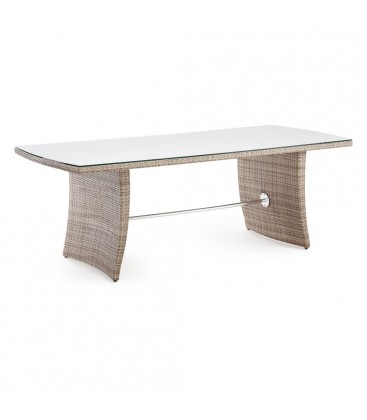 Vernazza Rect. Dining Table 220x90