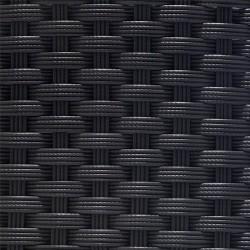 Black Braids flach