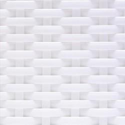 Pure White flach